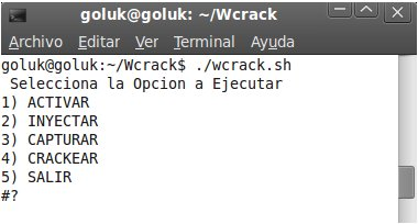 Wcrack